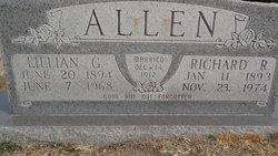 Lillian G. Allen