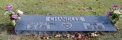 Willie Mary <i>Bates</i> Chandler