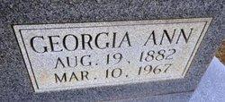 Georgia Ann Allen