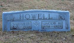 Jacob H Howell