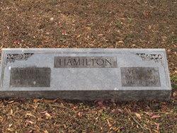 Arthur J Hamilton