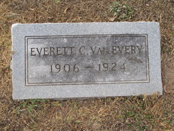 Everett C Van Every