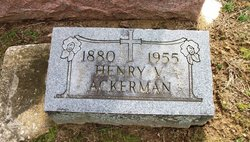 Henry V. Ackerman