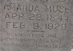 Amanda Melvina <i>McPherson</i> Muse