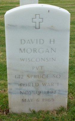 David H Morgan