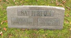 Anderson D Batterton