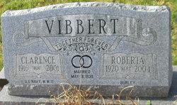 Roberta Bert <i>Burley</i> Vibbert