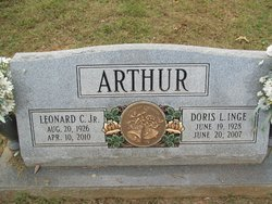 Leonard Cornelius Arthur