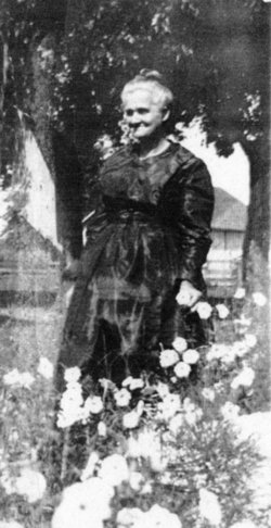 Martha Ann <i>Ellis</i> Lindsey