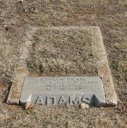 Ethlyn Pearl Adams