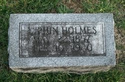 Lewis Phin Holmes