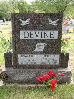 Doris I. <i>Flatt</i> Devine