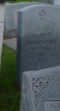 Jean Baptiste Broussard