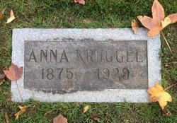 Anna <i>Boldt</i> Kruggel
