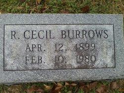 Riley Cecil Burrows