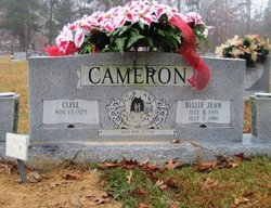 Billie Jean Cameron