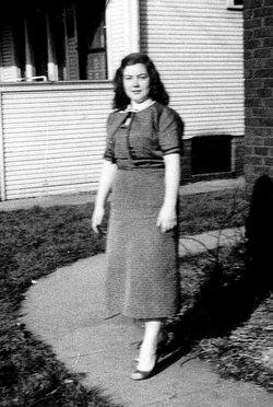 Elizabeth J. Betty <i>Morris</i> McCoy