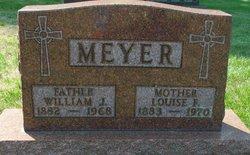 Louise F <i>Toelle</i> Meyer