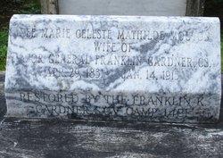 Marie-Celeste Mathilde <i>Mouton</i> Gardner