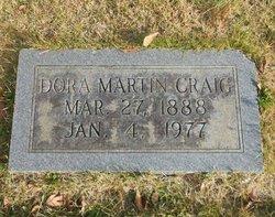 Vandora Vonciel Dora <i>Martin</i> Craig
