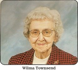 Mary Wilma <i>Duling</i> Townsend