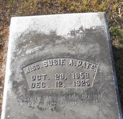 Susie A. Pate