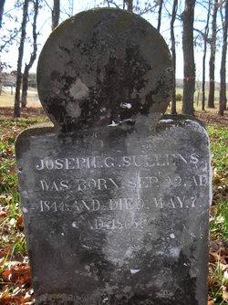 Joseph G Sullens