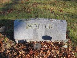 Walter M Wotton