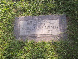 Vickie J <i>Cartwright</i> Sanders