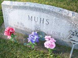 Elsie Anna <i>Arp</i> Muhs
