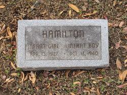 Infant Hamilton