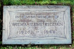 Wilma Ilene Killian