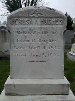 Jerusa Anne <i>Ijams</i> Hughes