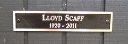 Lloyd Scaff