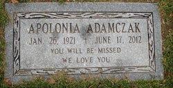 Apolonia J. Adamczak