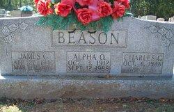Alpha Omega <i>Buford</i> Beason