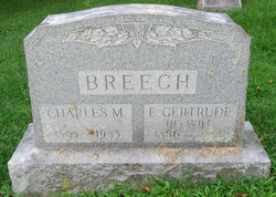Charles Martin Breech