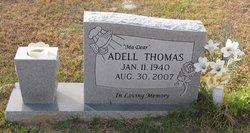 Adell MaDear <i>Berryhill</i> Thomas