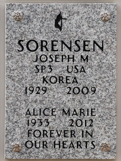 Alice Marie Sorensen