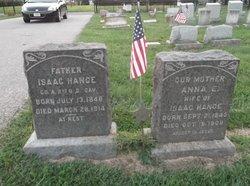 Anna E. <i>Lawrence</i> Hance