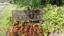 Temple Beth Sholom Cemetery