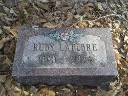 Ruby <i>Sammon</i> Lafebre