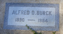 Alfred Dean Burck