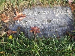 Mary Sue <i>Grigg</i> Hoch