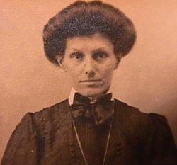 Ella Perdittie Dittie <i>Cash</i> Wood