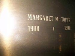 Margaret M Tufts
