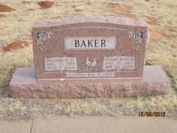 Vivian <i>Bynum</i> Baker
