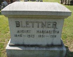 Margaretha <i>Schmitt</i> Blettner