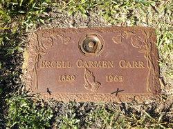 Ercell Carmen Carr