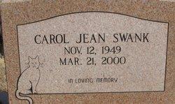Carol Jean Swank